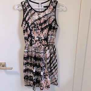 Aqua Multi Coloured dress
